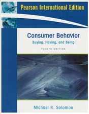 Consumer Behavior 8e PIE Buying, Having, and Being - Solomon, Michael R.