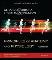 Principles of Anatomy and Physiology 12E ISV with Atlas and Registration Card 2 Vol. Set - Tortora, Gerard J.