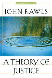 Theory of Justice : Original Edition - Rawls, John