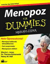 Menopoz : for Dummies Meraklısına - Jones, Marcia L.