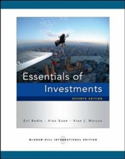 Essentials of Investments 7e - Bodie, Zvi
