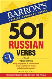 501 Russian Verbs - Beyer, Thomas R.