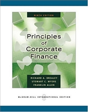 Principles of Corporate Finance 9e : Revised Edition - Brealey, Richard A.