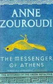 Messenger of Athens - Zouroudi, Anne