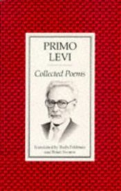 COLLECTED POEMS - Levi, Primo