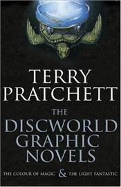 Discworld Graphic Novels : Colour of Magic, Light Fantastic - Pratchett, Terry