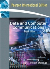 Data and Computer Communications 8e PIE - Stallings, William