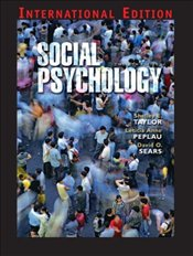 Social Psychology 12e PIE  - Taylor, Shelley