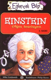 Einstein Çılgın Teorisyen - Goldsmith, Mike