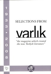 Selection From Varlık : Magazine Which Created the new Turkish Literature - Deniztekin, Osman
