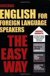 English For Foreign Language Speakers : The Easy Way - Lacie, Christina