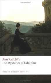 Mysteries of Udolpho  - Radcliffe, Ann