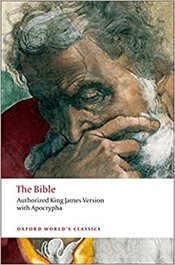 Bible : Authorized King James Version - CARROLL, ROBERT