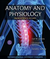 Anatomy and Physiology 2e ISV : From Science to Life Vol. 1 and 2 - Jenkins, Gail W.