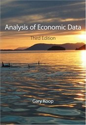 Analysis of Economic Data 3e - Koop, Gary