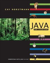 Java For Everyone - Horstmann, Cay
