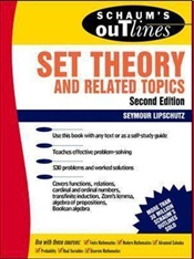 Schaums Outline of Set Theory and Related Topics 2e - Lipschutz, Seymour