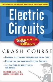 Schaums Easy Outline of Electric Circuit - Nahvi, Mahmood