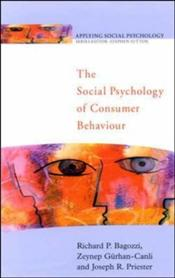 Social Psychology of Consumer Behaviour   - Canlı, Zeynep Gürhan