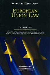 European Union Law 5e Revised - Wyatt, Derrick