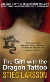 Girl with the Dragon Tattoo : Millennium Series Book I - Larsson, Stieg