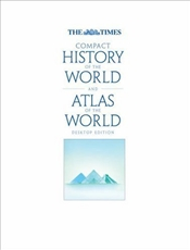 Times : Compact History of the World and Atlas of the World 2 Vol. - Parker, Geoffrey