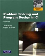 Problem Solving and Program Design in C 6e PIE - Hanly, Jeri R.