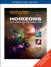 Horizons 11e : Exploring the Universe ISE   - Seeds, Michael A.