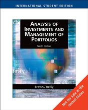 Analysis of Investments and Management of Portfolios 9e ISE - Brown, Keith C.