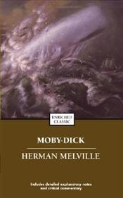 Moby Dick - Melville, Herman