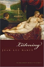 Listening - Nancy, Jean Luc