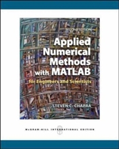 Applied Numerical Methods with MATLAB for Engineers and Scientists 2e - Chapra, Steven C.