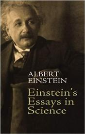 Einsteins Essays in Science - Einstein, Albert