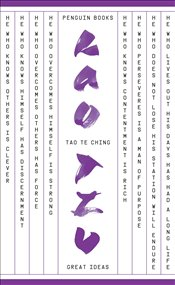 Tao Te Ching - Great Ideas - Tzu, Lao