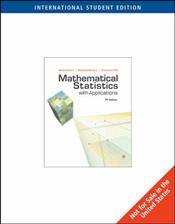 Mathematical Statistics with Applications 7e AISE - Wackerly, Dennis