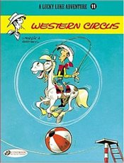Lucky Luke Adventure Vol.11 : Western Circus - Goscinny, Rene