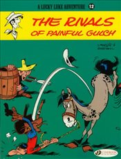 Lucky Luke Adventure Vol.12 : Rivals of Painful Gulch - Goscinny, Rene