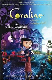 Coraline (film tie-in) - Gaiman, Neil