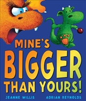 Mines Bigger Than Yours! - Willis, Jeanne