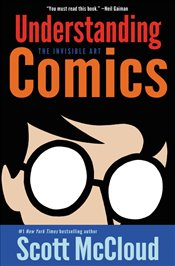 Understanding Comics  - McCloud, Scott