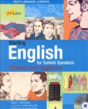 Starting English for Turkish Speakers CDli - Traynor, Tracy