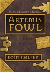 Artemis Fowl Boxed Set - Colfer, Eoin