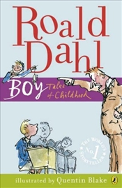 Boy : Tales of Childhood - Dahl, Roald