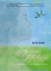 Summer of the Swans  - Byars, Betsy Cromer