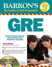GRE with CD : How to Prepare 18e  - Weiner-Green, Sharon
