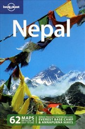 Nepal - LP - 8e - Bindloss, Joe