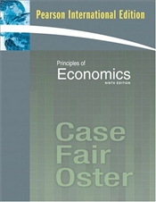 Principles of Economics 9e PIE - Case, Karl E.