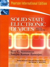 Solid State Electronic Devices 6e PIE - STREETMAN, BEN G.