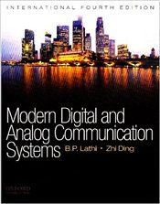 Modern Digital and Analog Communications Systems 4e ISE - LATHI, B.P.