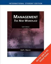 Management 6e IE : The New Workplace - Daft, Richard L.